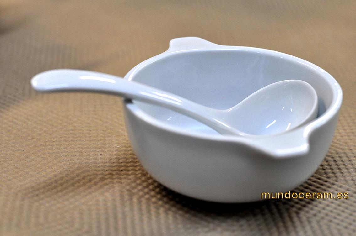 Juegos De Baño Finos:Piezas de Porcelana blanca para decorar Juegos de Tu y Yo, Juegos de