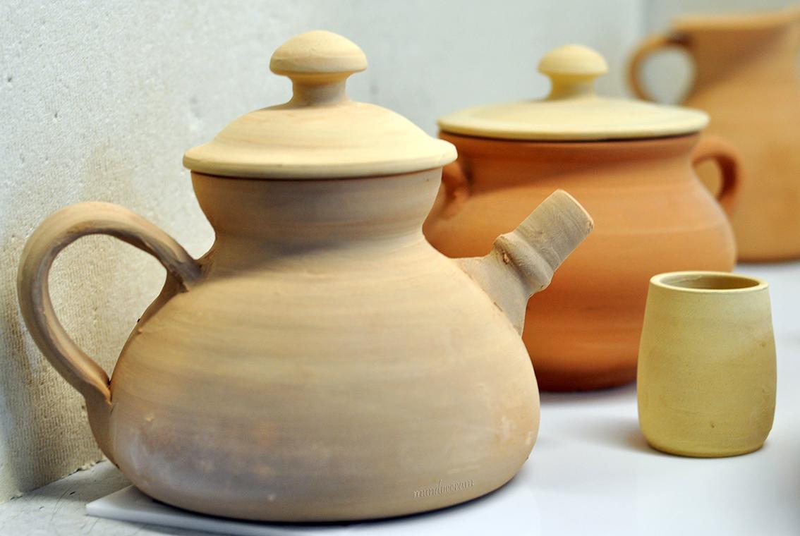 Pieza En Bizcocho Y Fino Ceramica